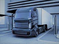 Förderprogramm EEN für energieeffiziente oder CO2-arme schwere Nutzfahrzeuge