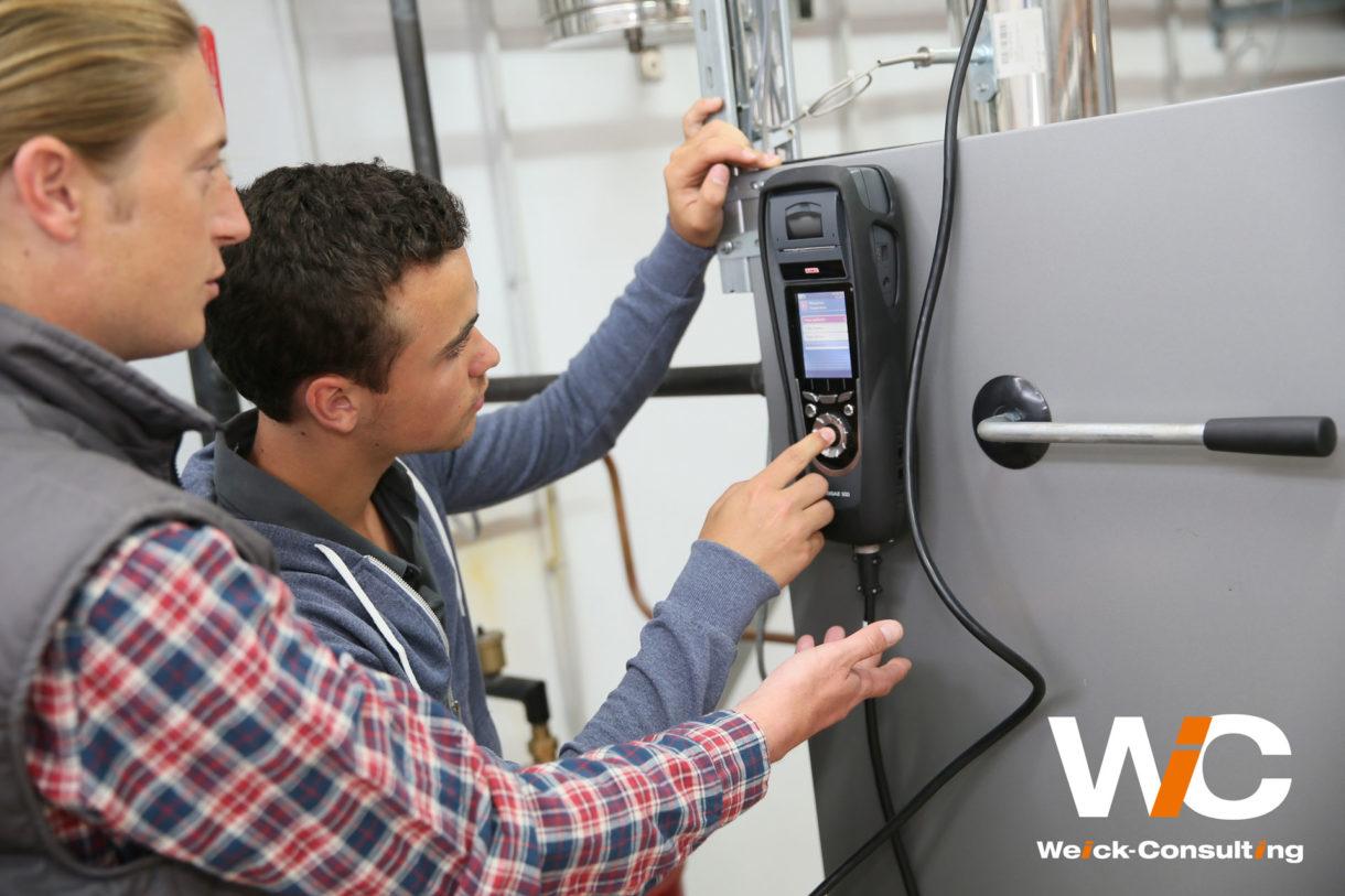 Erhöhung der Energieeffizienz mit BAFA Förderung