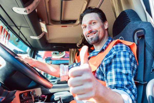 Geförderte Teilqualifikation Berufskraftfahrer Führerschein C-CE