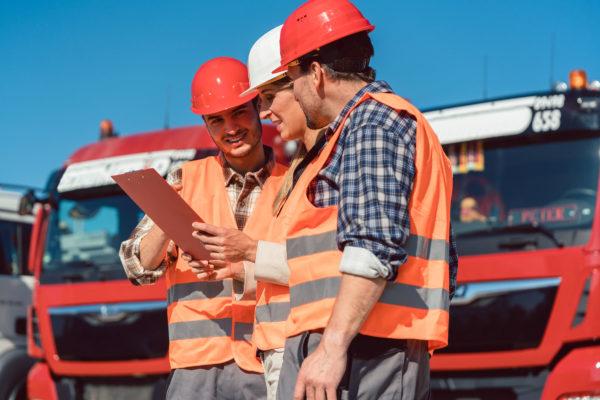 BAG Förderservice Weiterbildung Mitarbeiter Transportunternehmen