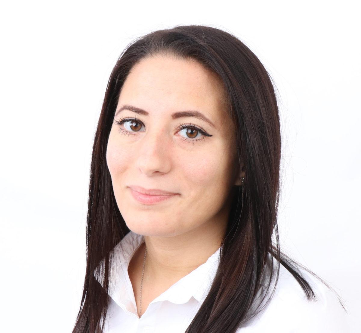 Förderberaterin Lillina Costanza