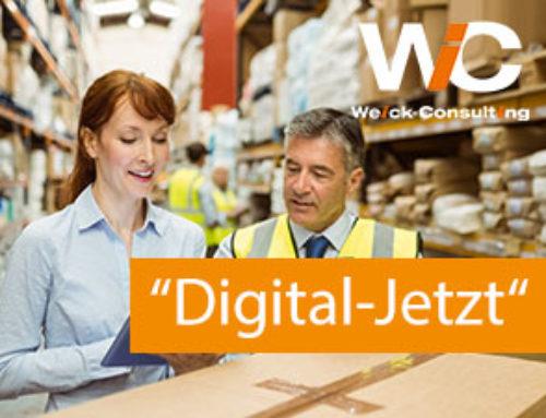"""03.09.2020 -Konjunkturpaket – """"Digital Jetzt – Neue Förderung für die Digitalisierung des Mittelstands"""""""